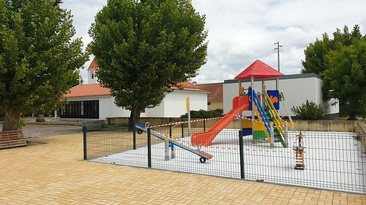 Jornal Campeão: Mira inicia primeira fase de ampliação de parques infantis e de fitness