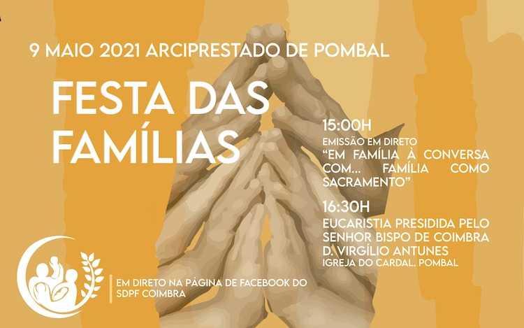 Jornal Campeão: Secretariado Diocesano da Pastoral da Família de Coimbra anuncia Festa das Famílias