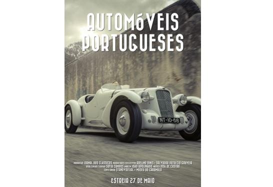 Jornal Campeão: Série sobre automóveis portugueses estreia a 27 de Maio