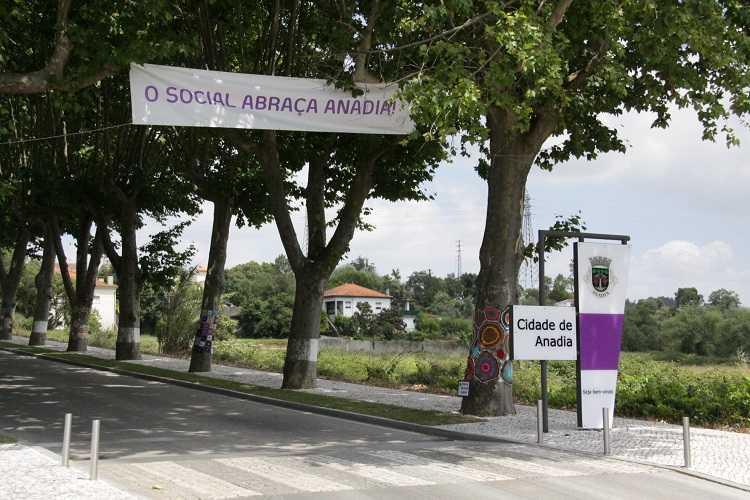 """Jornal Campeão: Anadia convida comunidade a participar na actividade """"O Social abraça"""""""