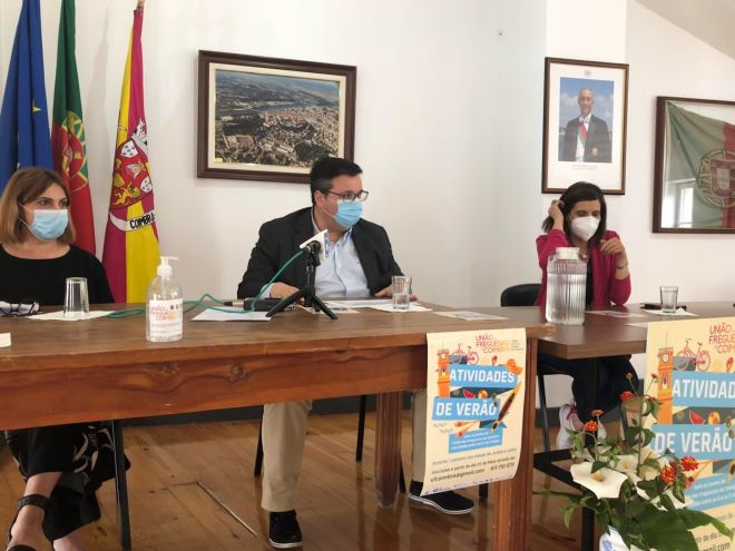 Jornal Campeão: União das Freguesias de Coimbra apresenta programa de actividades de Verão