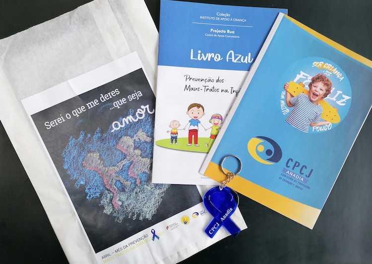 Jornal Campeão: Anadia: CPCJ associou-se à campanha do mês da prevenção dos maus tratos na infância