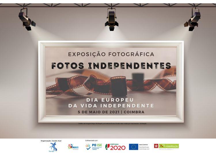 """Jornal Campeão: Cavalo Azul organiza exposição """"Fotos Independentes"""" no Exploratório de Coimbra"""