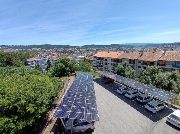 Jornal Campeão: Câmara de Coimbra incentiva produção de energia fotovoltaica com mais 7.000 euros