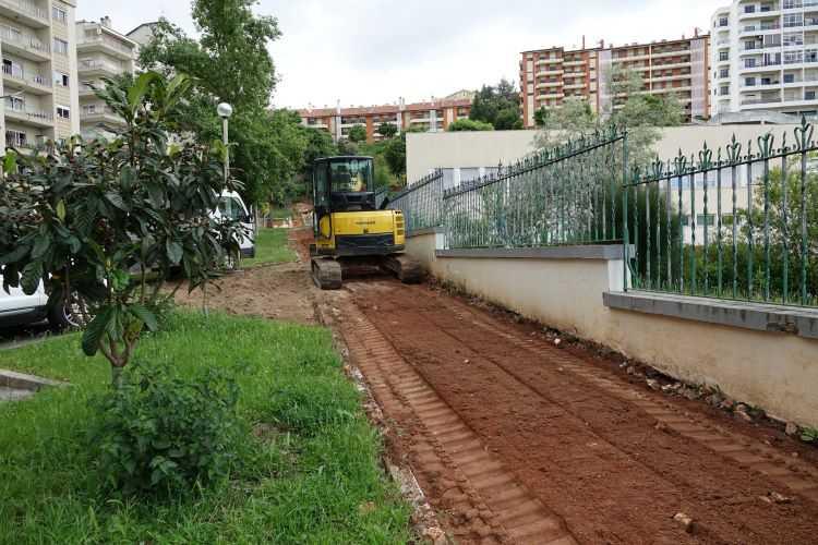 Jornal Campeão: Câmara Municipal de Coimbra inicia requalificação de caminhos pedonais