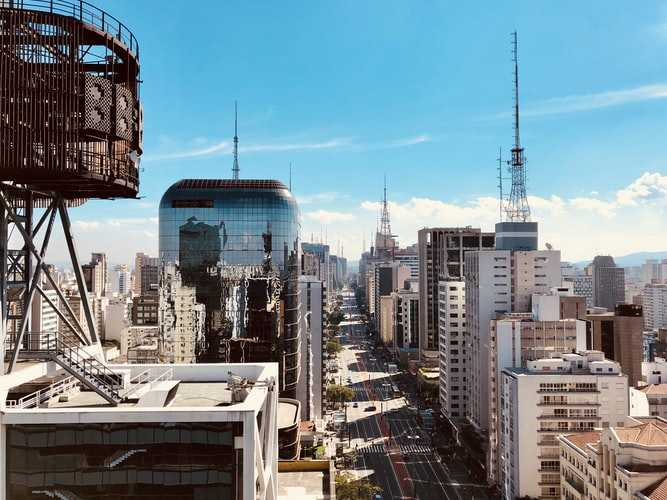 Jornal Campeão: São Paulo – Mais que uma cidade, um centro de prazer