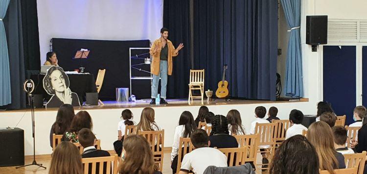 Jornal Campeão: St. Paul`s School encerra Semana das Línguas