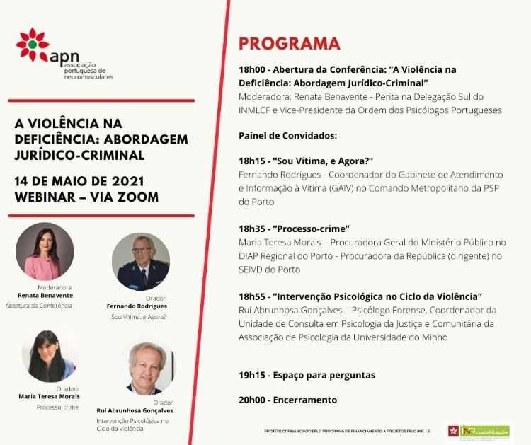 """Jornal Campeão: Associação de Neuromusculares promove webinar sobre a """"violência na deficiência"""""""
