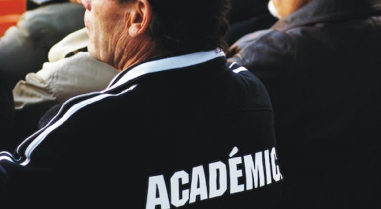 Jornal Campeão: Tribunal de Coimbra condena ex-presidente da Académica/OAF a pena suspensa