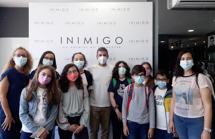 Jornal Campeão: Alunos e professores da Figueira da Foz visitaram empresas têxteis de Barcelos