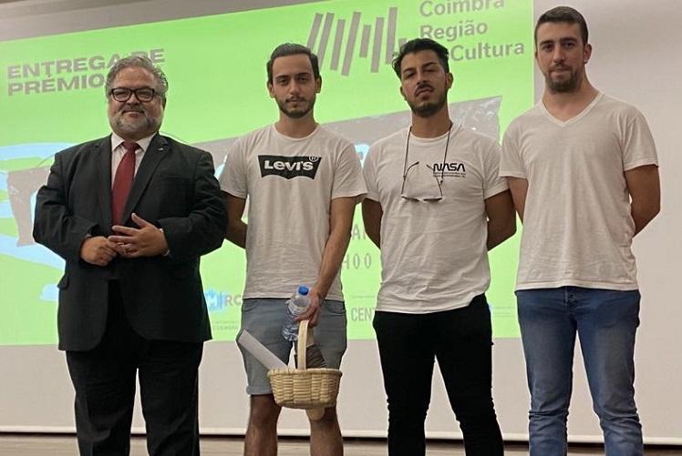 """Jornal Campeão: Banda FUGUE é a vencedora de Cantanhede do concurso """"Convocatória Aberta"""""""
