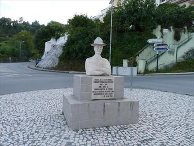 Jornal Campeão: Câmara de Coimbra repõe busto de Baden-Powell vandalizado a 12 de Junho