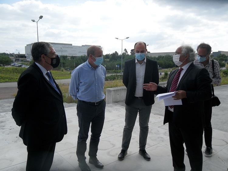 Jornal Campeão: Novas empresas em bom ritmo no Coimbra iParque