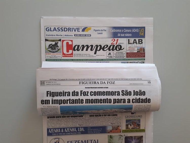 Jornal Campeão: Figueira da Foz comemora São João em importante momento para a cidade
