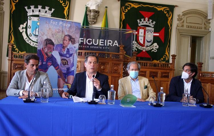 Jornal Campeão: Figueira da Foz recebe 11.ª edição Beach Rugby
