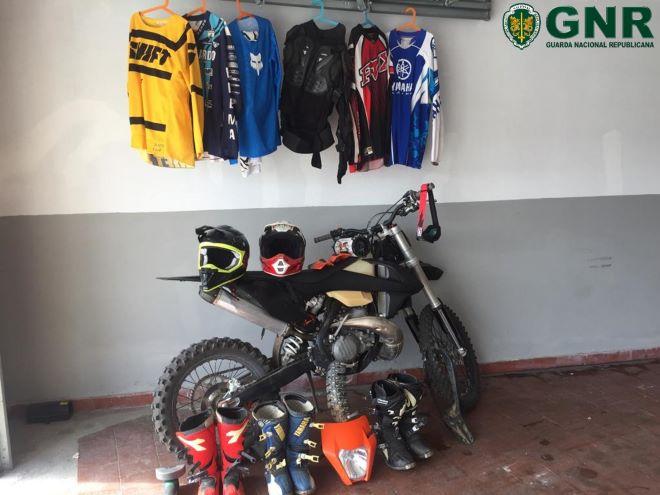 Jornal Campeão: GNR de Montemor-o-Velho recupera motociclo furtado na Figueira da Foz