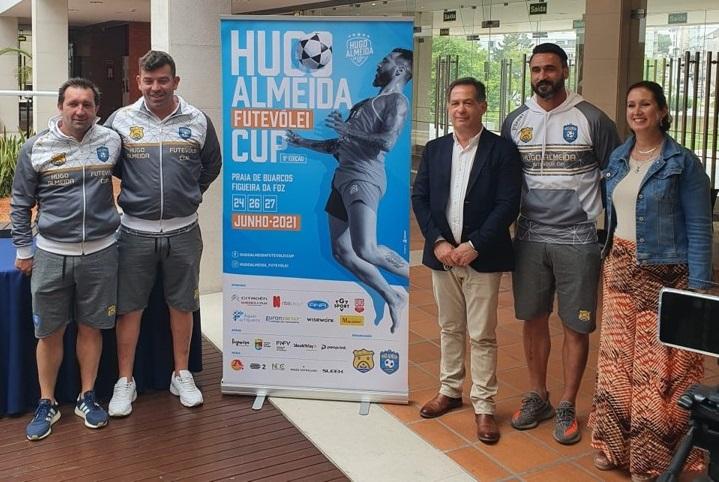 Jornal Campeão: Figueira da Foz recebe Hugo Almeida Futevolei CUP na próxima semana
