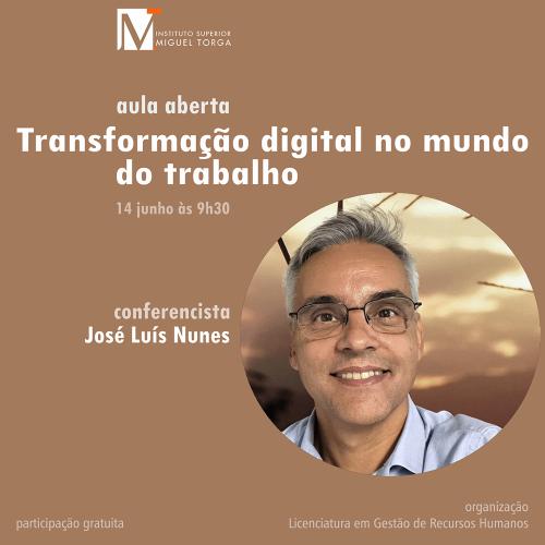 """Jornal Campeão: Miguel Torga debate """"Transformação digital no mundo do trabalho"""""""