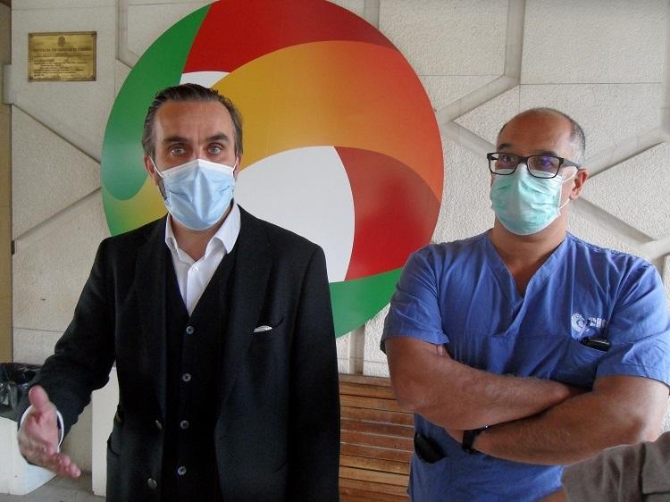 Jornal Campeão: Médicos do Centro elogiam esforço dos Hospitais de Coimbra na retoma da actividade