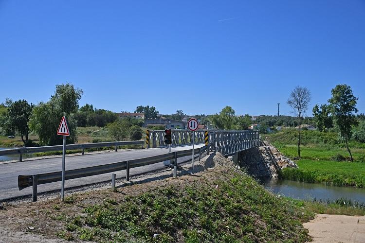 Jornal Campeão: Montemor-o-Velho: Ponte militar abre trânsito no Pontão do Lavariz