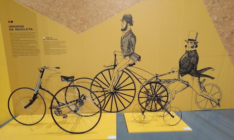 Jornal Campeão: Museu Duas Rodas em Anadia dá a conhecer a história da mota e da bicicleta