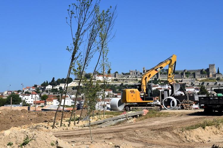 Jornal Campeão: Parque Urbano Ribeirinho de Montemor-o-Velho está a ser construído