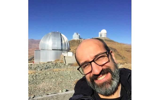 Jornal Campeão: Asteroide recebe nome de astrofísico da UC