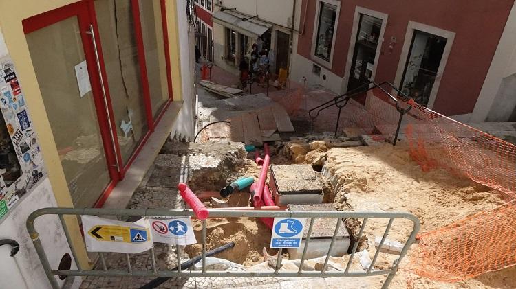 Jornal Campeão: Coimbra: Obras no Quebra Costas e na Sé Velha geram petição de protesto
