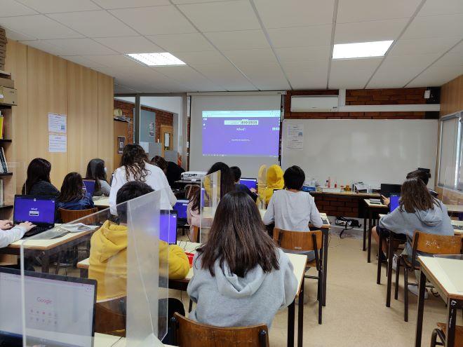 Jornal Campeão: Cantanhede: Ciência nas escolas com a Academia de Biotecnologia do Biocant Park