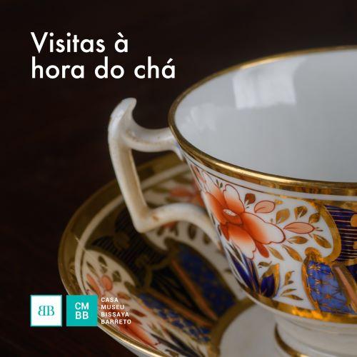 """Jornal Campeão: Casa Museu Bissaya Barreto com """"Visitas à hora do chá"""""""