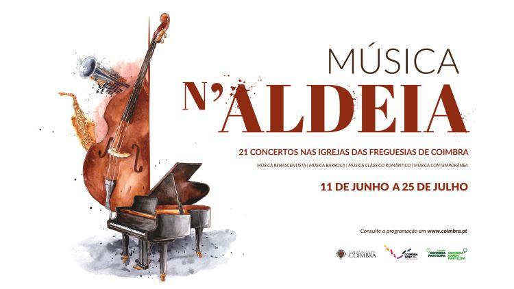 Jornal Campeão: Coimbra promove ciclo de 21 concertos nas igrejas do concelho