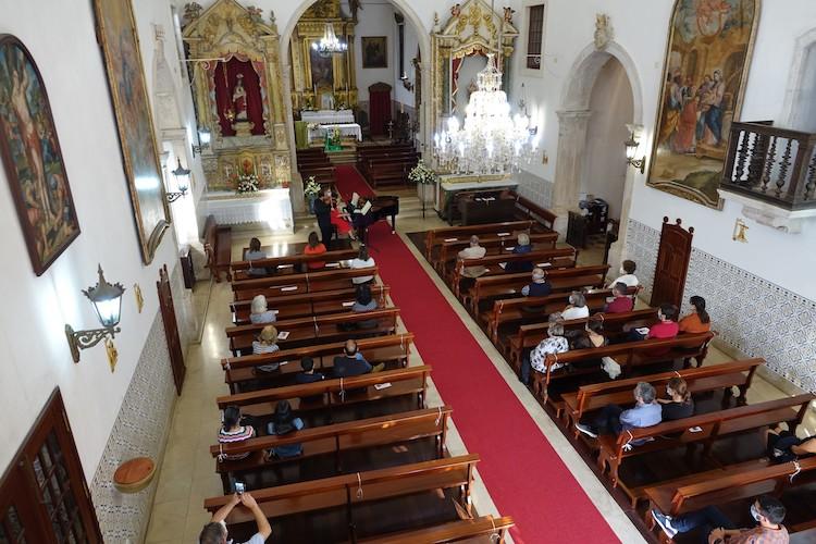 Jornal Campeão: Câmara prossegue com ciclo de concertos nas igrejas de Coimbra
