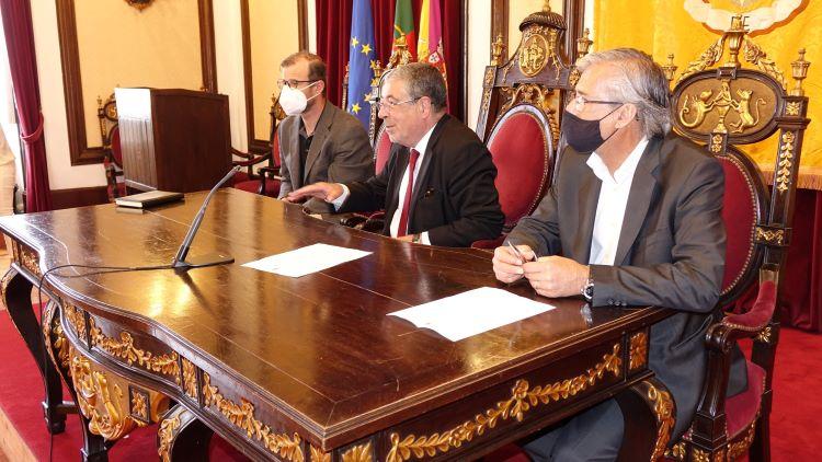 Jornal Campeão: Coimbra apoia reabilitação de infraestruturas desportivas com meio milhão de euros