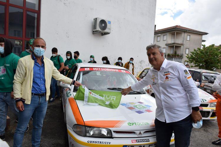 Jornal Campeão: Eptoliva constrói um carro de rally campeão do mundo