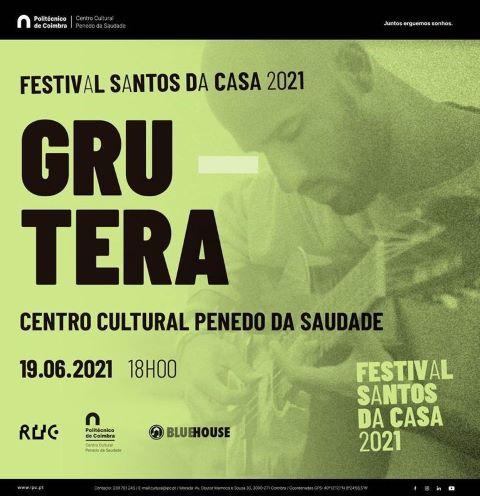 Jornal Campeão: Concerto de Grutera no Centro Cultural do Politécnico de Coimbra