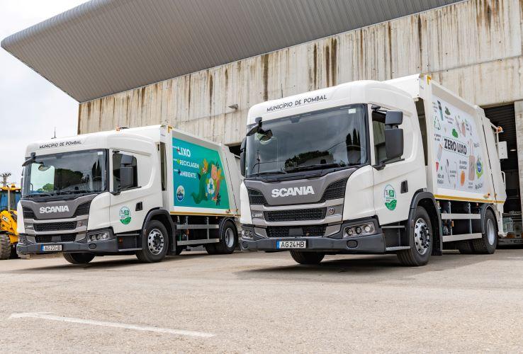 Jornal Campeão: Pombal: Novos veículos aumentam eficiência na recolha de resíduos sólidos urbanos