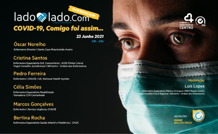 Jornal Campeão: Secção Regional do Centro dos Enfermeiros organiza webinar sobre covid-19