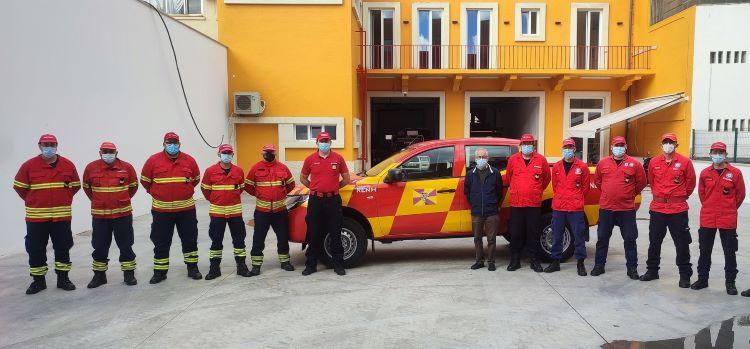 Jornal Campeão: REN entrega viatura aos Bombeiros Voluntários de Coimbra