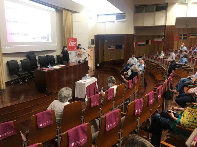 Jornal Campeão: Reabertura do Voluntariado Hospitalar da Liga no IPO de Coimbra