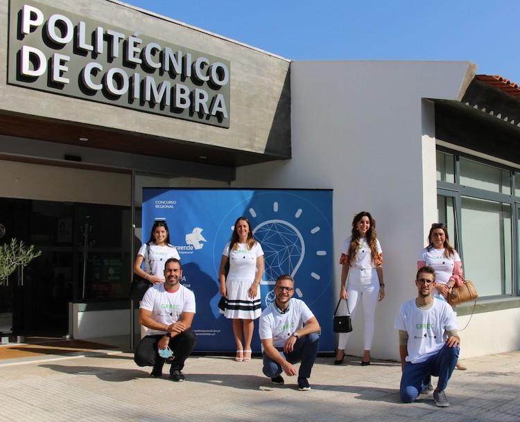 Jornal Campeão: Appque promove entreajuda entre comunidade académica vence Poliempreende no IPC
