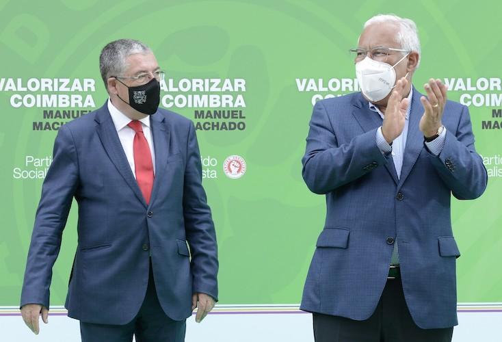 """Jornal Campeão: Manuel Machado aproxima Coimbra do Mondego para garantir """"qualidade de vida"""""""
