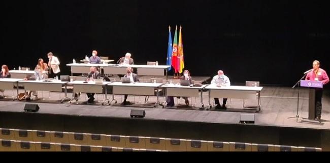 Jornal Campeão: Assembleia Municipal aprova contas da CMC com votos contra de quase toda a oposição