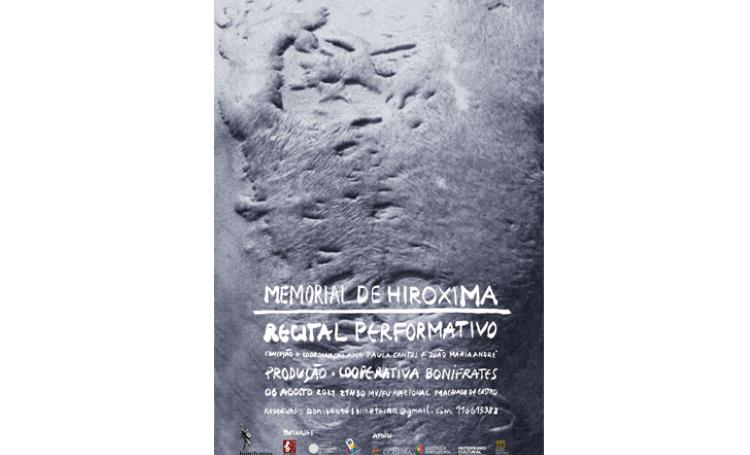 """Jornal Campeão: Bonifrates evoca lançamento da bomba atómica com """"Memorial de Hiroxima"""""""