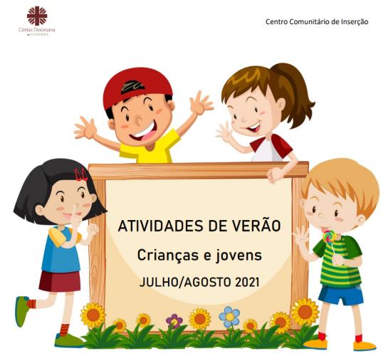 Jornal Campeão: Centro Comunitário de Inserção vai promover actividades de Verão