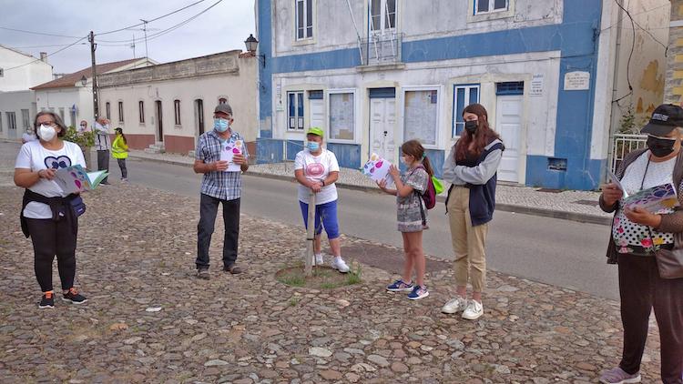 Jornal Campeão: Montemor assinala Dia Mundial dos Avós e dos Idosos com ciclo de caminhadas