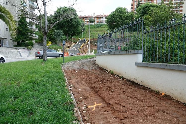 Jornal Campeão: Cidadãos por Coimbra alerta para abertura de estrada na encosta do Cidral