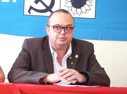 Jornal Campeão: Bernardo Reis é o candidato da CDU à Câmara da Figueira da Foz