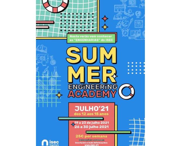 """Jornal Campeão: ISEC prepara """"Summer Engineering Academy"""""""