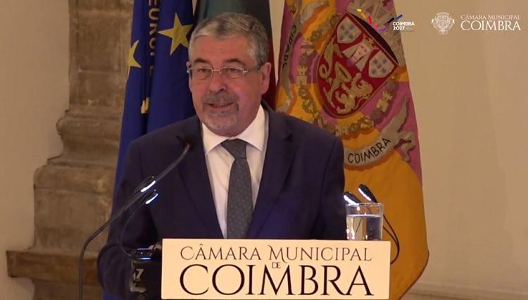 """Jornal Campeão: Manuel Machado apela ao """"fim da maledicência"""" sobre Coimbra"""