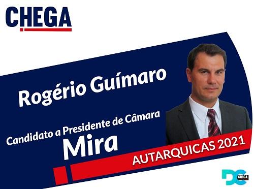 Jornal Campeão: Candidato do Chega a Mira elege combate à poluição como principal bandeira